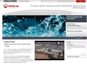 Veolia: mejor compañía del agua en 2016