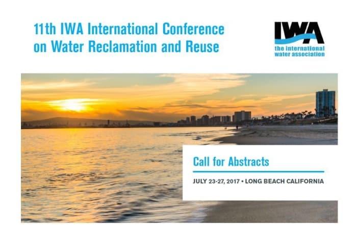 11ª IWA Conferencia internacional sobre regeneración y reutilización del agua
