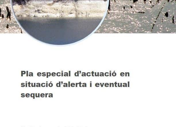 Plan especial de actuación ante la sequía en Cataluña