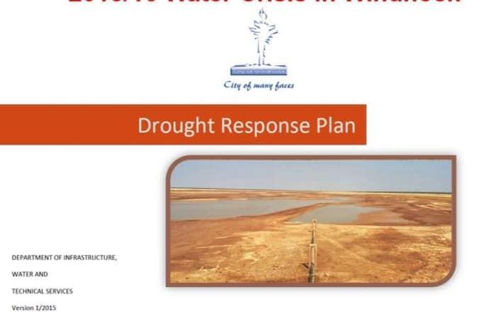 "La ""Crisis del Agua"" en Windhoek, Namibia"