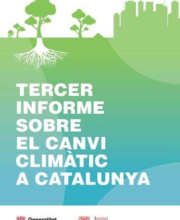 Tercer Informe sobre el Cambio Climático en Catalunya