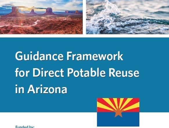 Informe final sobre la Reutilización Potable Directa en Arizona