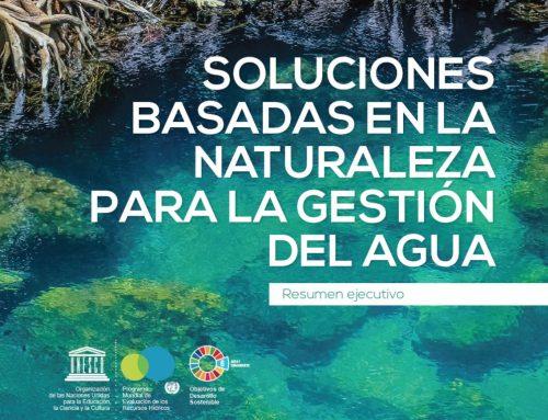 Soluciones Basadas en la Naturaleza para la gestión del agua