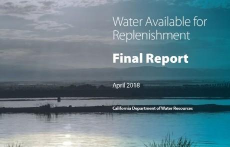 Innovación, inversión e infraestructura para la recarga de acuíferos