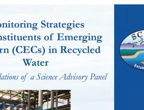 Estrategias de vigilancia de compuestos de preocupación emergente (CEC)