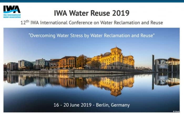 IWA Water Reuse 2019