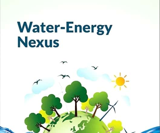 Primer ejemplar de Water-Energy Nexus