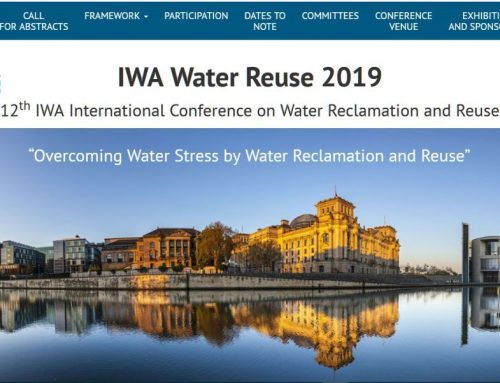 IWA Water Reuse 2019 en Berlín