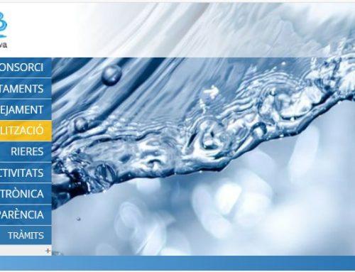 Servicio de suministro de agua regenerada: Consorcio de la Costa Brava