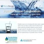 Reutilización potable del agua en Florida