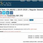 Cambios terminológicos en reutilización potable en California
