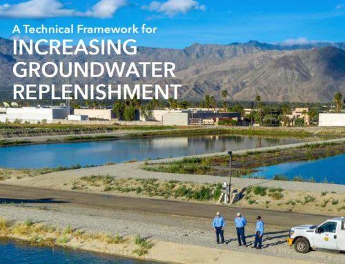 Marco de referencia para la recarga de acuíferos