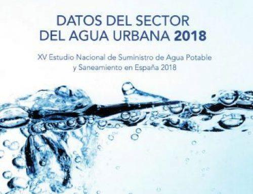 Datos del Sector del Agua Urbana 2018