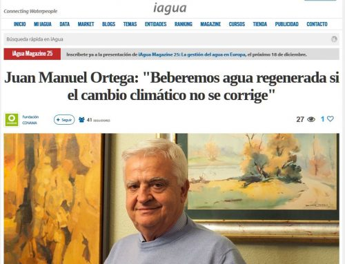 Entrevista a Juan Manuel Ortega, secretario de ASERSA