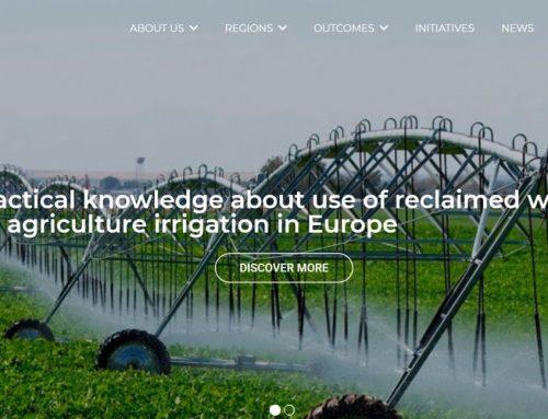Proyectos de riego agrícola en el Proyecto SuWaNu Europe