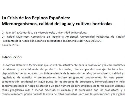 La Crisis de los Pepinos Españoles