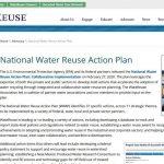 Plan de Acción Nacional sobre la Reutilización del Agua
