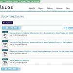 Videoconferencias de la WateReuse Association