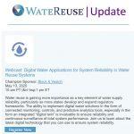 Webcasts de la WateReuse Association
