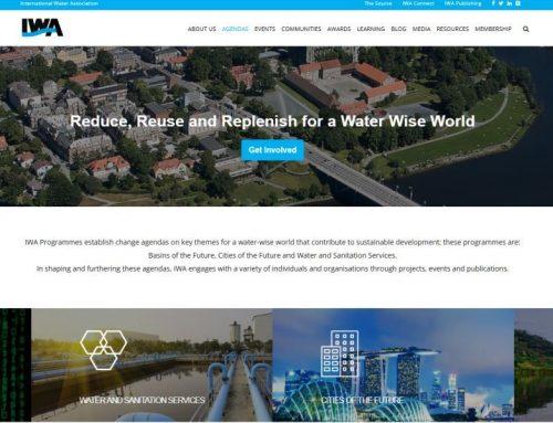 Portal educativo de la IWA