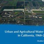 Tendencias en el uso del agua en California: 1960-2015