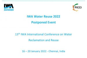 113th IWA International Conference on Water Reclamation and Reuse
