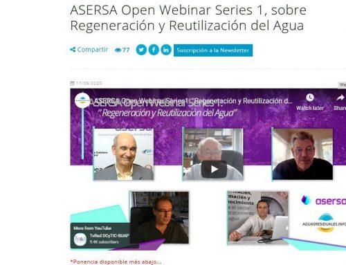 ASERSA Open Webinar 1