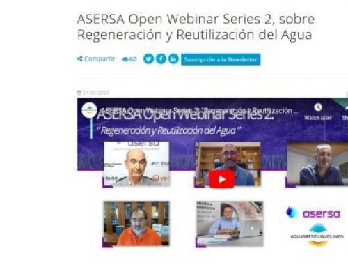 ASERSA Open Webinar 2