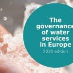 EurEau: gobernanza de los servicios europeos del agua en 2020
