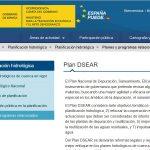 Procedimiento de evaluación ambiental estratégica del Plan DSEAR