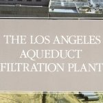 Planta de filtración del acueducto de Los Ángeles