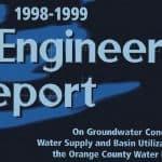 Informe técnico 1998-99 del OCWD