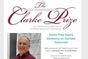 Clarke Prize 2020