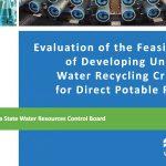 Reutilización potable directa: Informe Panel de Expertos