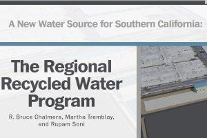 Nueva fuente de agua para el sur de California