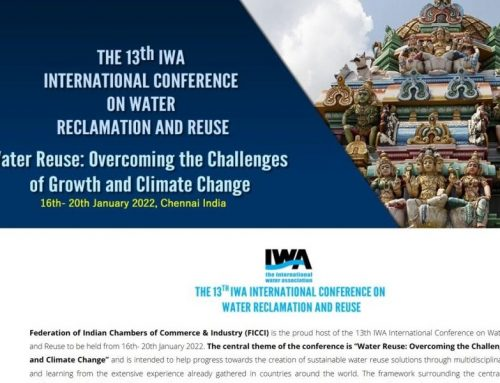 13th IWA International Conference on Water Reclamation and Reuse