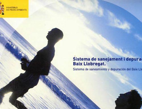 Baix Llobregat: saneamiento y depuración