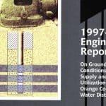 OCWD 1997-98 Engineer's Report