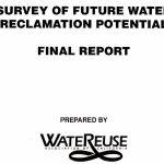 Reutilización del agua: su potencial en 1993