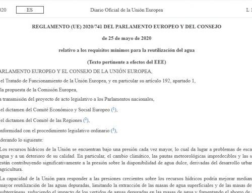 Reglamento (UE) 2020/741: terminología en diversas lenguas