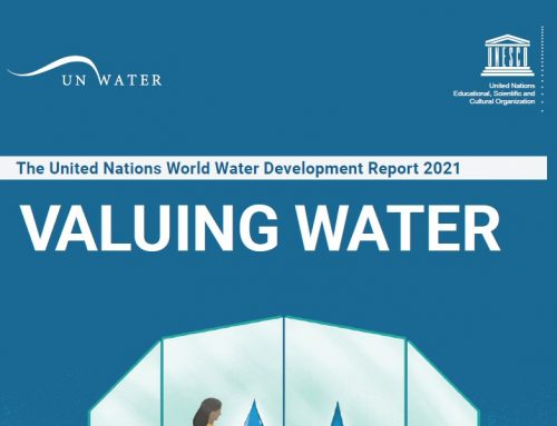 El Valor del Agua: World Water Development Report 2021