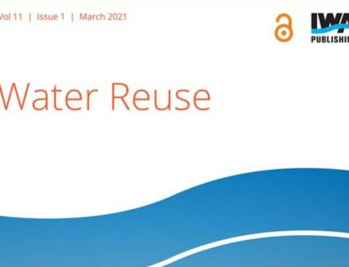 El nuevo Journal of Water Reuse de la IWA
