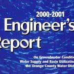 Informe técnico 2000-01 del OCWD