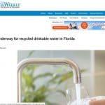 One Water Florida: la reutilización potable en Florida