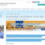 Visita virtual a la cuenca del río Sacramento